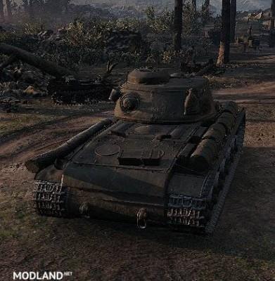 KV-85 Remodel , 1 photo